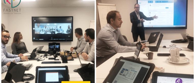 Rencontre avec nos partenaires : Jabra, Alcatel-Lucent Entreprise